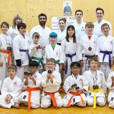 Red Deer Karate Club